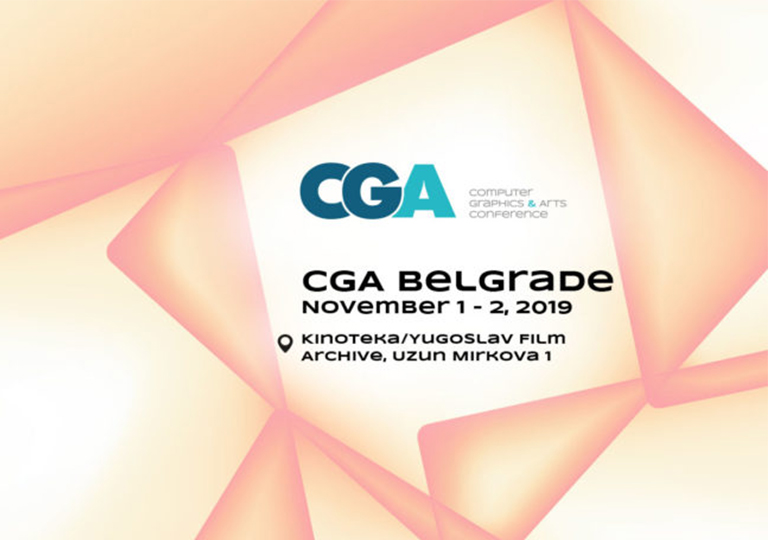 Пријави се за учешће на CGA Belgrade 2019 конференцији