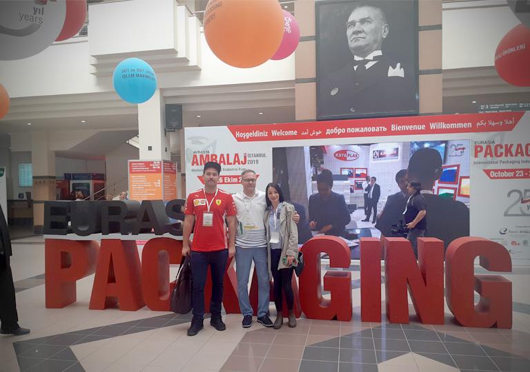 Студенти Београдске политехнике вратили су се са сајма амбалаже у Истанбулу