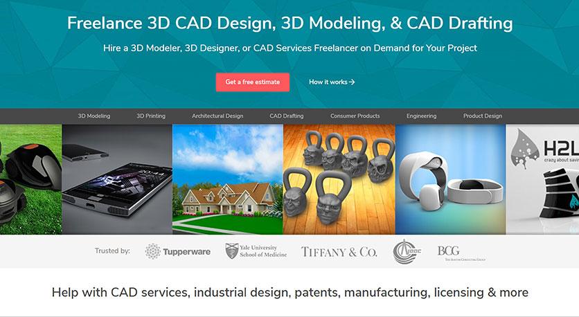 Фриленс послови за дизајнере индустријских производа