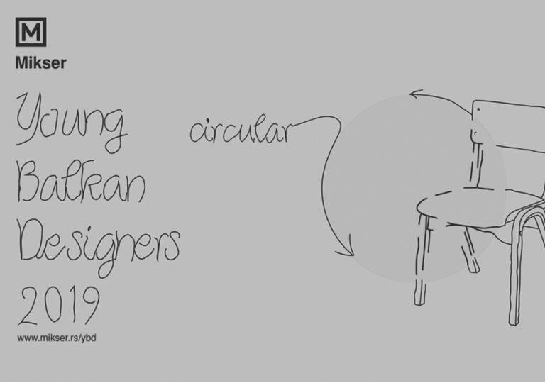 """""""YOUNG BALKAN DESIGNERS 2019"""" Овогодишња тема је """"Циркуларни дизајн"""""""