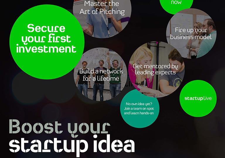 Startup Live Belgrade | boost your startup idea